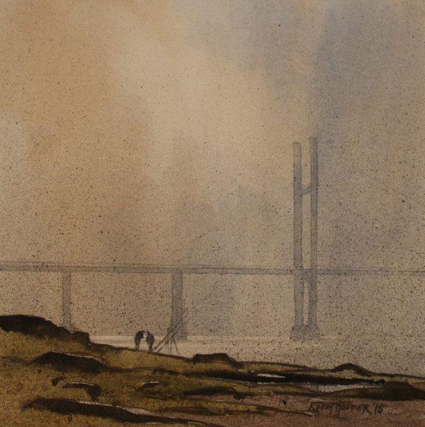 Robin Holder Watercolour Artwork