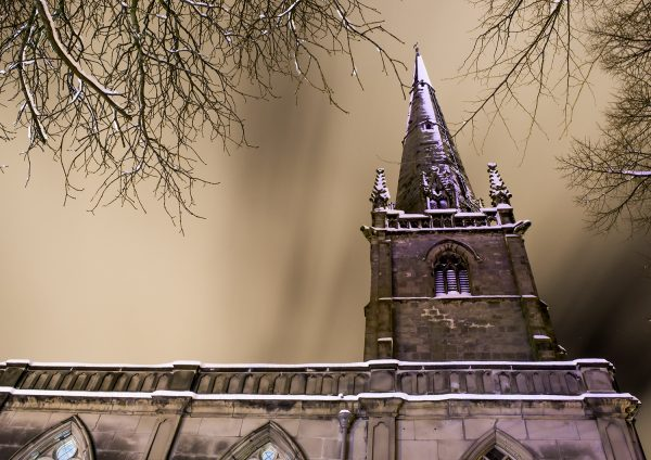Church View by David Jones
