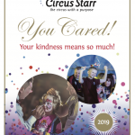 We are proud to Support… Circus Starr