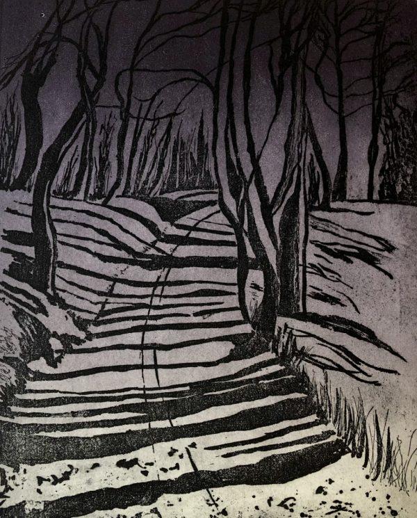 Linda Samuel 'Winter Shadows'