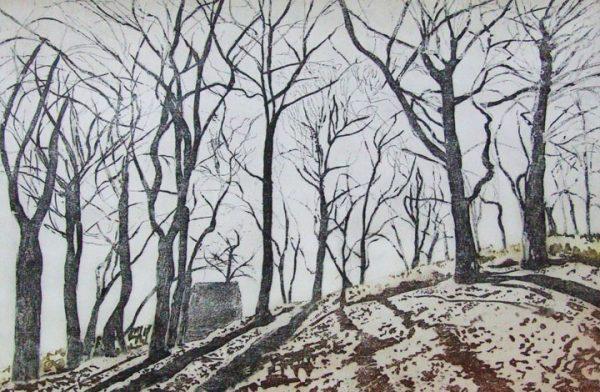 Linda Neville 'On the Ridge'