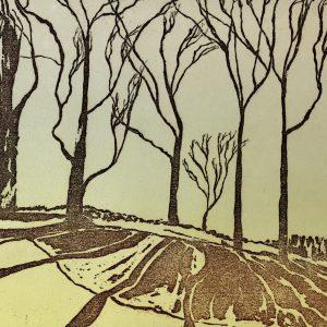 Linda Nevill 'Evening Light'