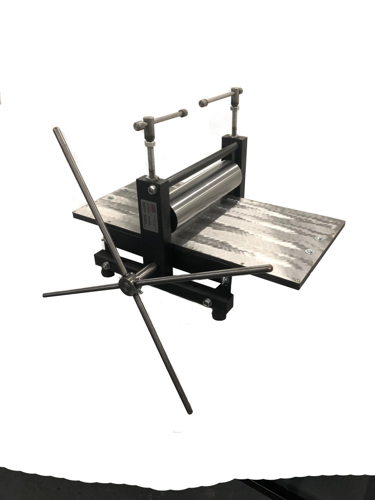 Etching Press Review from East Sussex College