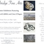 Ironbridge Fine Arts Summer Exhibition Featuring Linda Neville and Clare O Hagan