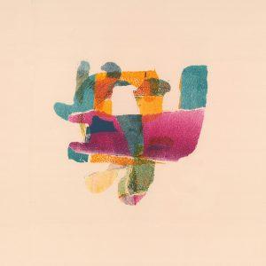 Mono Print by Viv Spencer