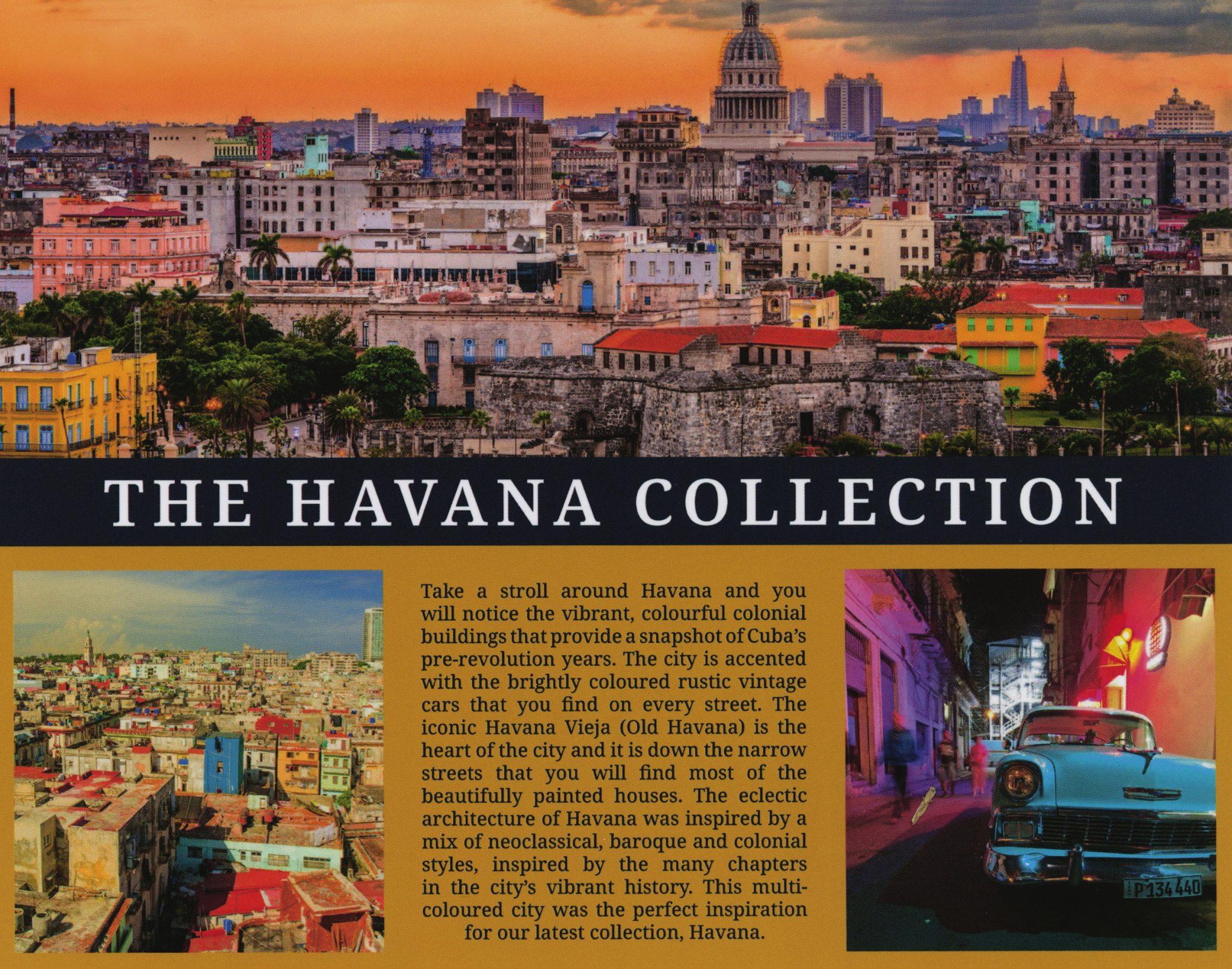 Havana Collection Post