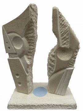 Sculpture by Robert Bowers