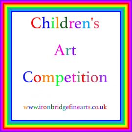 Children's Art Competition by Ironbridge Fine Arts
