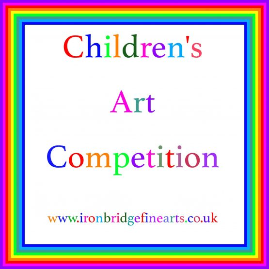 Children's Art Competition by Ironbridge Fine Arts