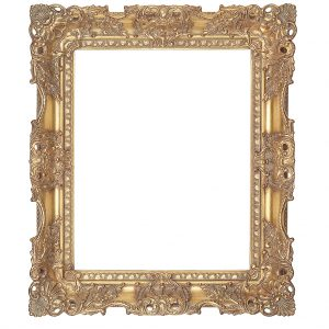 Gold-Carved-Swept-Frame