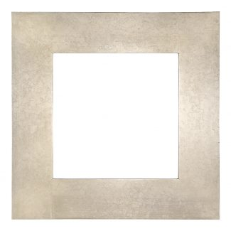 Silver-Leaf Flat-Profile-Standard-Frame