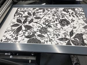 wallpaper press