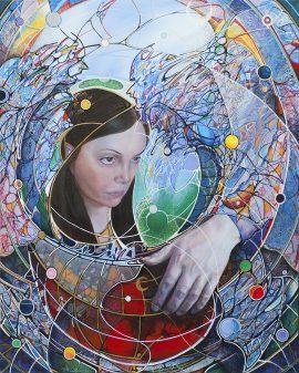 Jen Lunn - The four heads