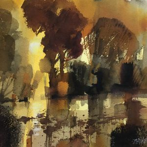 Sue Howells Watercolour Painting
