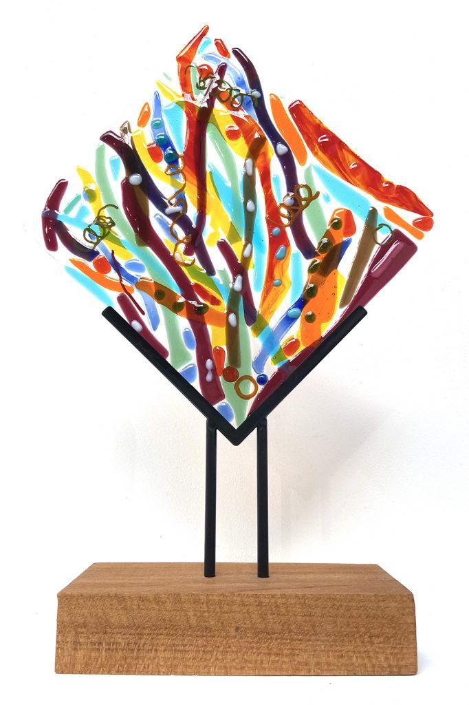 Fused Glass by Janice Locker