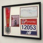 London Marathon Frame