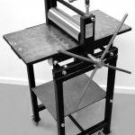 Etching Printing Press No.1