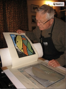 Etching Press Review from Gordon Yapp, Royal Birmingham Society of Artists