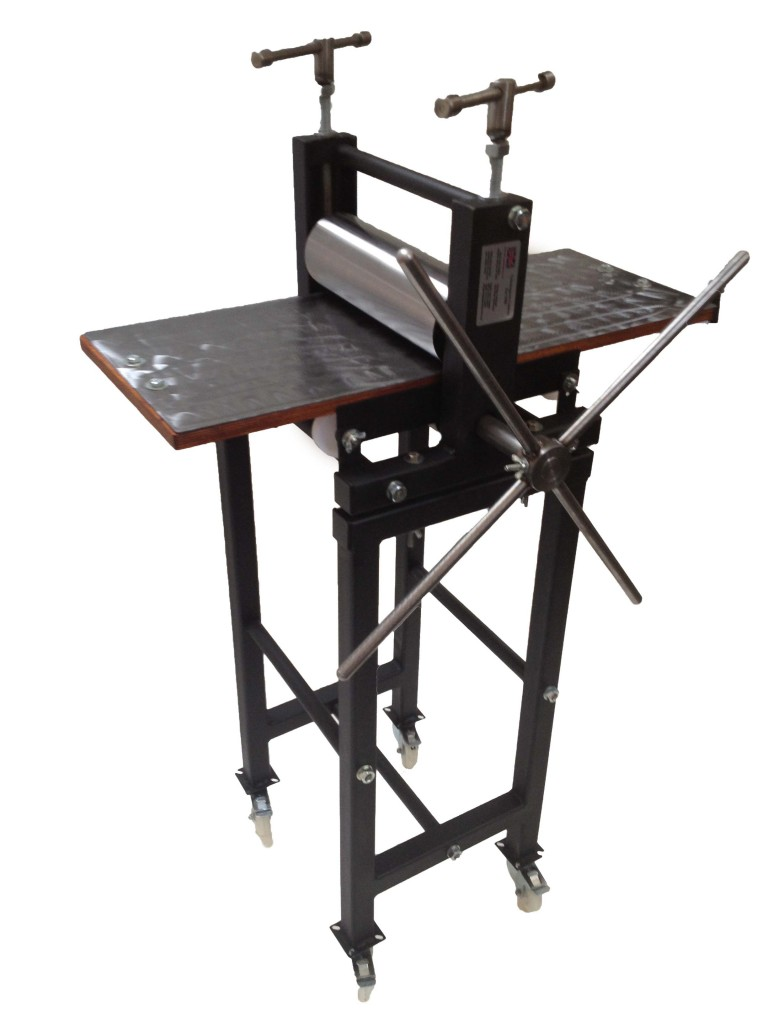 Little Thumper Bench Top Etching Press