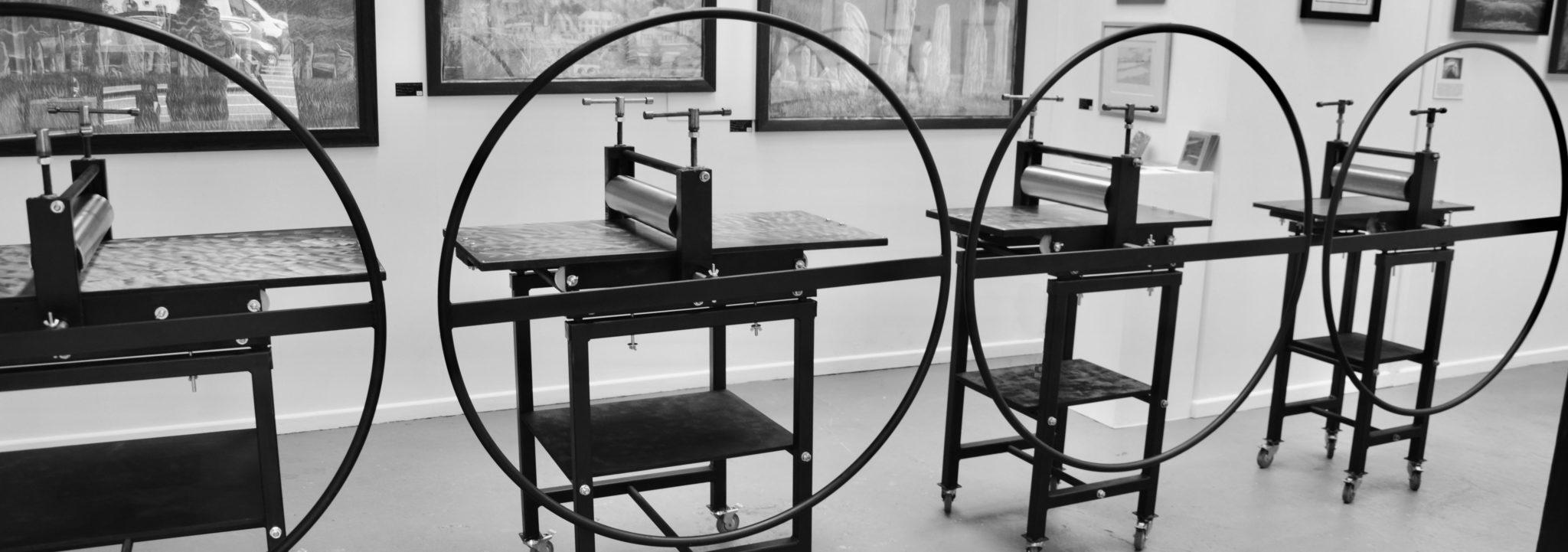 Ironbridge-Gunning-Etching-printing-press