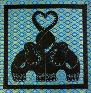 Nathalie Pymm Artwork being exhibited at Ironbridge Fine Arts Soon