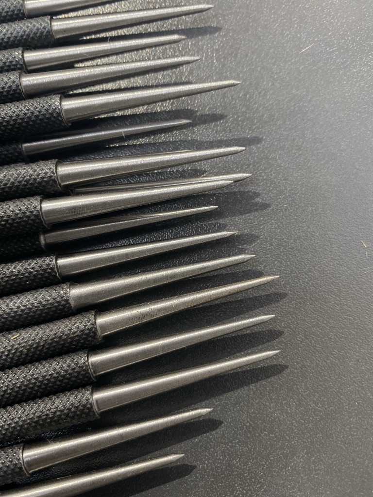 Drypoint and Etching Tools