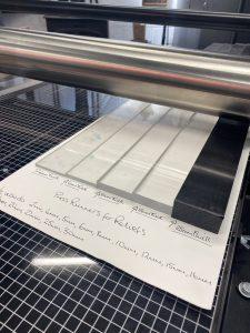 Press Printing Runners