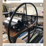 Customer posted this on Instagram about her No 1 press.