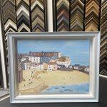 Canvas Float Framing at Ironbridge Fine Arts