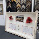 Memorabilia Framing at Ironbridge Fine Arts