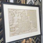 John Ogilby Map Framing