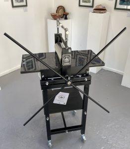Etching Press No1