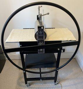 Gunning Etching Press Geared
